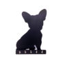 Chalkboard Key Holder – Frenchie