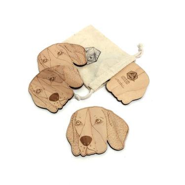 Coasters-Beagle