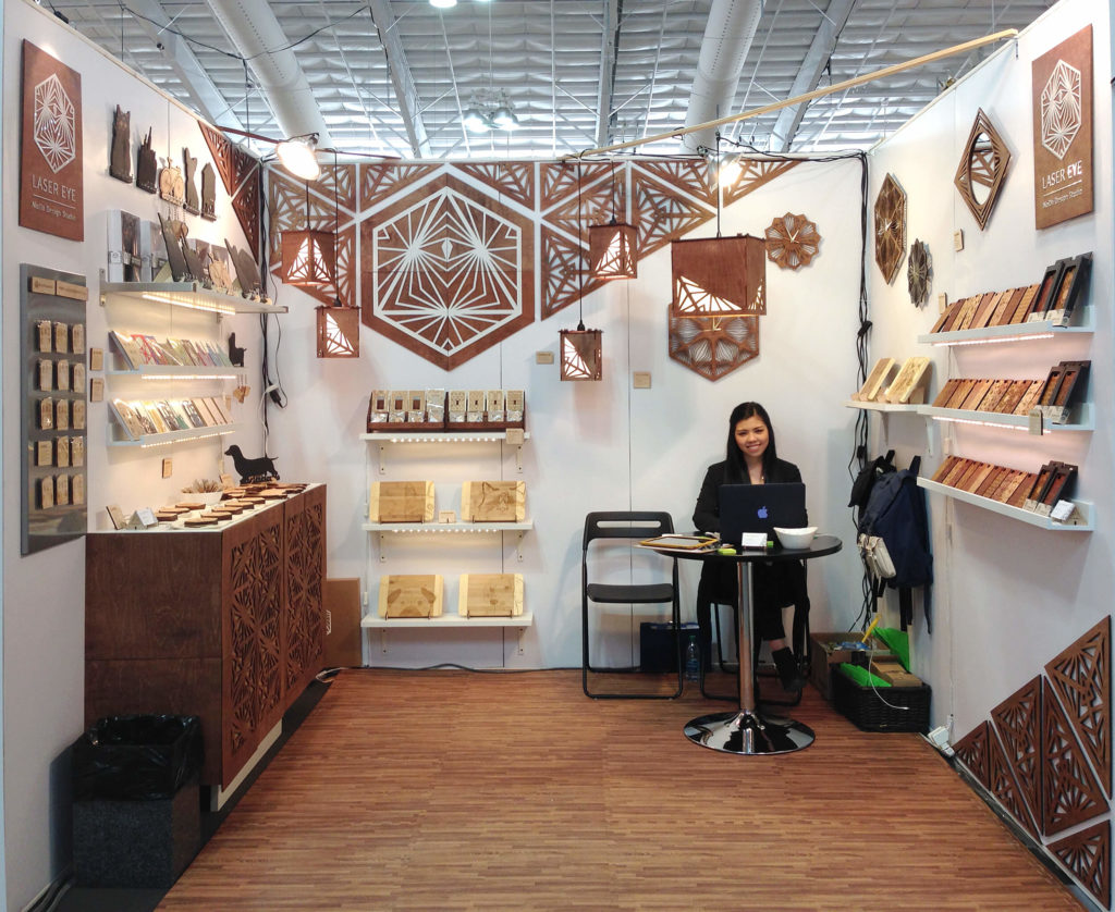 NoDá Design Studio - NY NOW Booth #9545