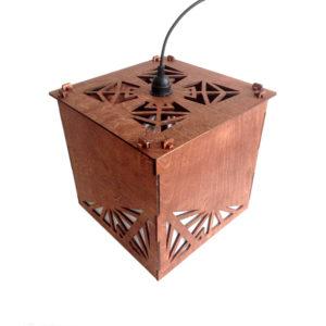 Laser Cut - Pendant Lamp - Large