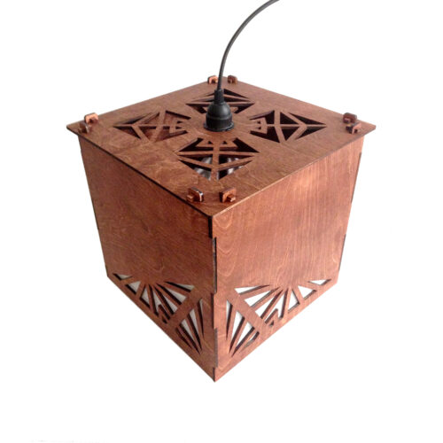 Laser Cut - Pendant Lamp - Large