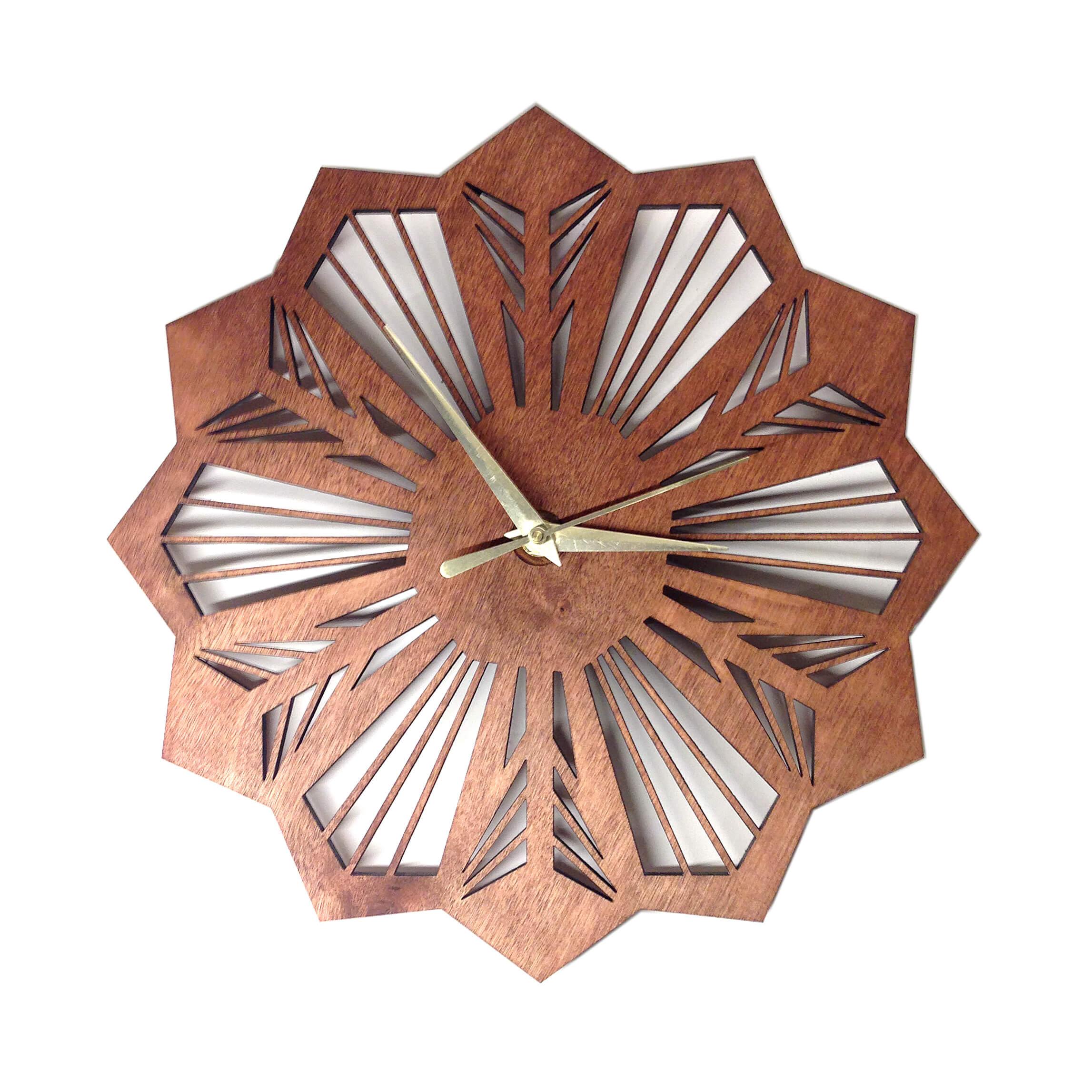 gem wall clock gallery